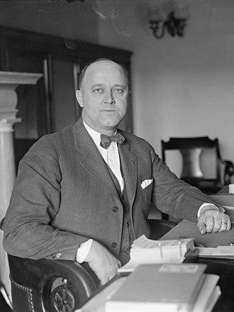 David W. Stewart - Image: Sen. David W. Stewart, (12 2 26) LCCN2016842567 (cropped)