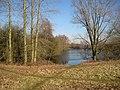 Send Marsh, Papercourt fishing lake - geograph.org.uk - 695378.jpg