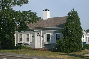 Capt. Seth Baker Jr. House - Image: Seth Baker House