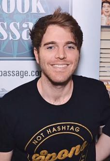 Shane Dawson American Internet personality