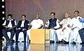 Sharad Pawar, the Union Home Minister, Shri Sushil Kumar Shinde, the Union Minister for Heavy Industries and Public Enterprises, Shri Praful Patel, the Chief Minister of Maharashtra.jpg