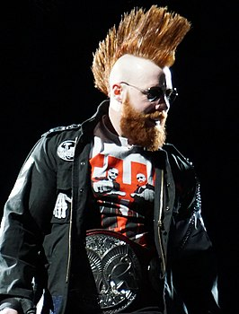 Sheamus in 2018