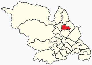 Firth Park (ward) electoral ward of Sheffield City Council