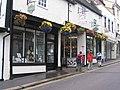 Shops in George Street - geograph.org.uk - 459733.jpg