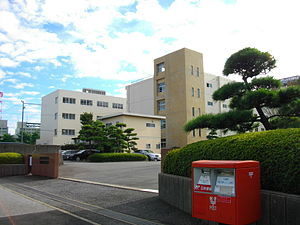 Showa Gakuin Shuei Junior & Senior High School.JPG