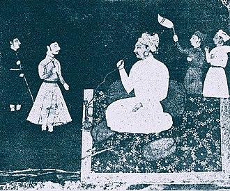 Shripatrao Pant Pratinidhi - Image: Shrinivas Pant Pratinidhi