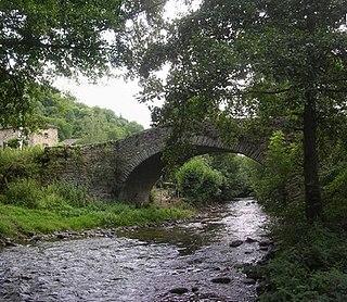 Auriac-lÉglise Commune in Auvergne-Rhône-Alpes, France