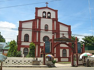 Sibulan - Image: Sibulan church