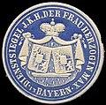 Siegelmarke Dienstsiegel I. K. H. der Frau Herzogin Max in Bayern W0310565.jpg