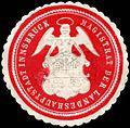 Siegelmarke Magistrat der Landeshauptstadt Innsbruck W0214968.jpg