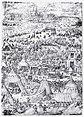 Zeitgenössische Darstellung der Wiener Belagerung von 1529