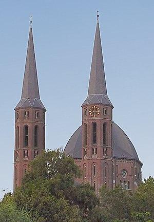 Uden - Church of Sint-Petrus