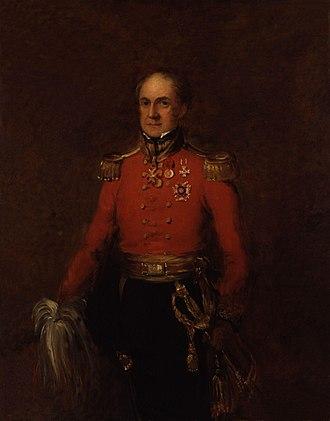 Arthur Clifton - Sir Arthur Clifton by William Salter