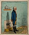 Sir Benjamin Thompson, Count von Rumford. Coloured etching b Wellcome V0005803.jpg