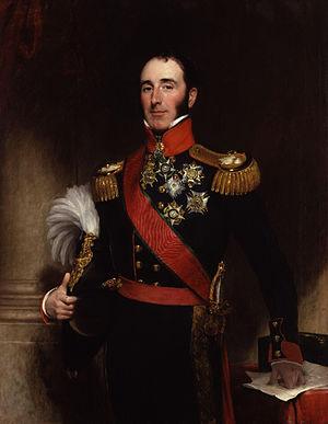 John Conroy - Sir John Conroy, 1st Baronet in an 1837 painting by Henry William Pickersgill