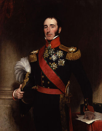 John Conroy - Sir John Conroy, 1st Baronet in an 1837 painting by Henry William Pickersgill
