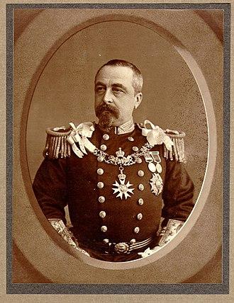 John Hawley Glover - Sir John Hawley Glover (1829-1885)