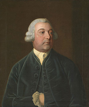 Thomas Slade - Sir Thomas Slade, painting made by an unknown artist