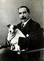 Sir Victor Horsley. Photograph. Wellcome V0026570.jpg