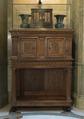 Skåp i nedre vestibulen. Renässans - Hallwylska museet - 106965.tif
