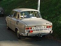 Abrex 1973 Skoda 110L Tschechische Polizei, Hongwell, Schuco, Cararama 1//72