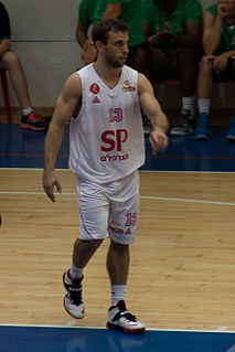 Ezequiel Skverer Israeli-Argentinian basketball player