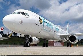 Avion de Sky Cana