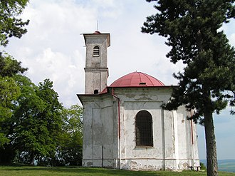 Slavkov u Brna - Image: Slavkov kaple sv urbana 3