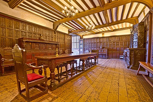 Smithills Hall Withdrawing Room (113838925)