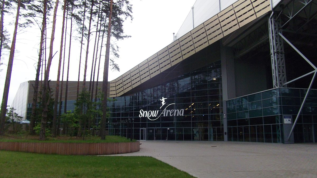 Snow Arena Wikipedia