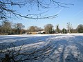 Snow covered playing fields at Rodborough School - geograph.org.uk - 1625569.jpg