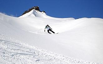 Snowboarding - Freeriding snowboarding