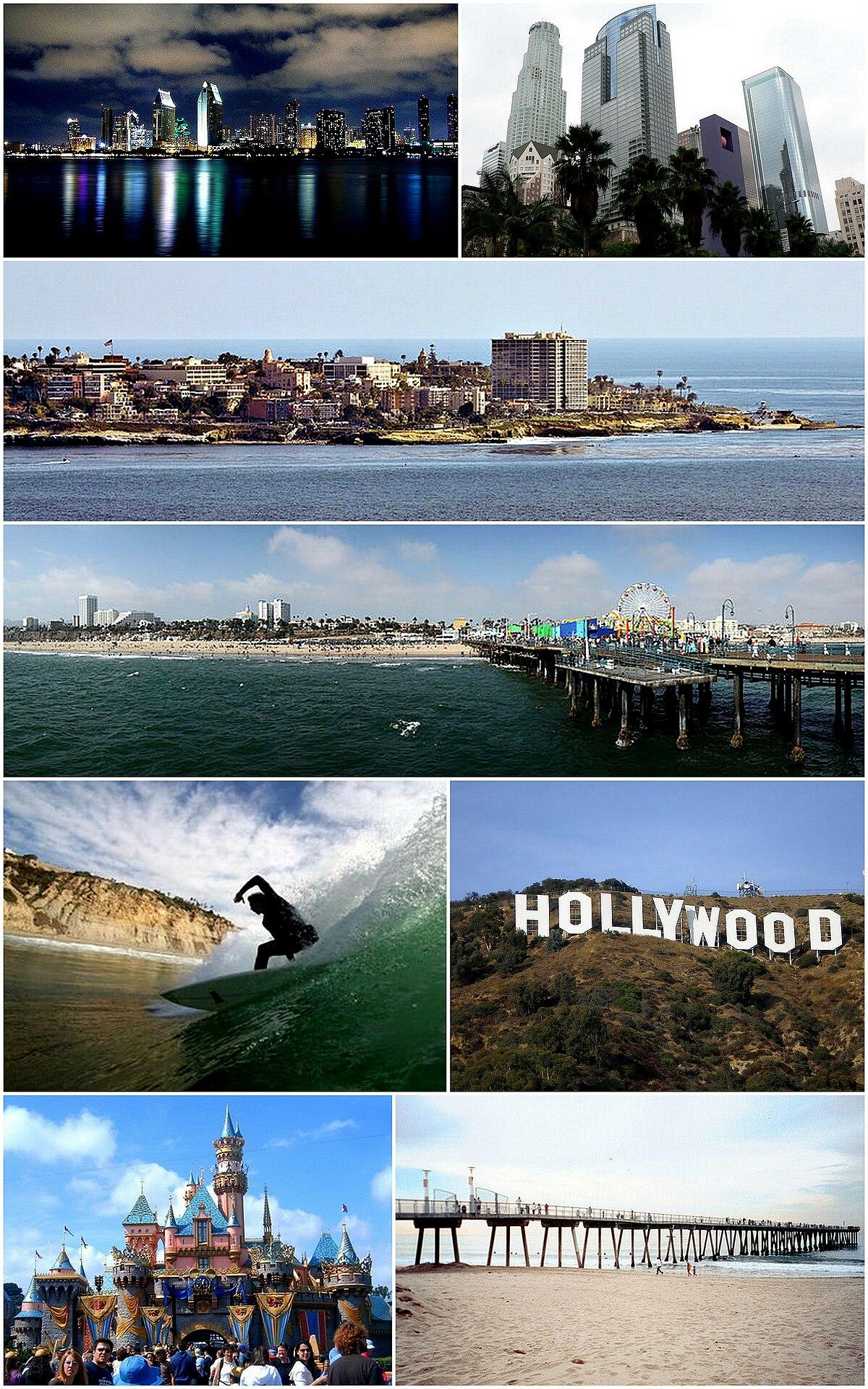 Southern California - Wikipedia