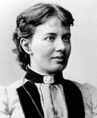 Sofia Kovalevskaya - Sofia Kovalevskaya in 1880