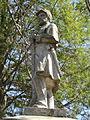 Soldiers Monument - Weatogue, Simsbury, Connecticut - DSC09368.JPG