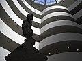 Solomon R. Guggenheim Art Museum Lobby March 26, 2006.jpg
