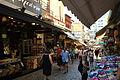 Soluň, trh v centru města.jpg