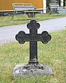Somerniemen kirkko, hautausmaa, pienen lapsen hauta.jpg