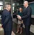 Sondland, Pelosi and Menendez at European Commission.jpg