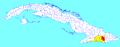 Songo - La Maya (Cuban municipal map).png