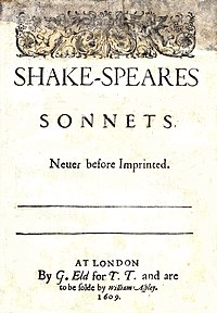 Book cover with Shakespeare's name spelled Shake hyphen speare.