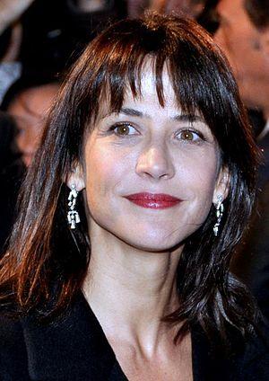 Schauspieler Sophie Marceau