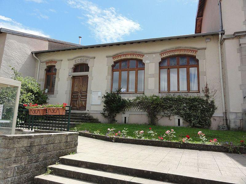 Sornéville (M-et-M) école