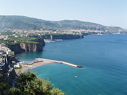 Vista de Sorrento