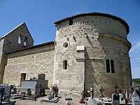 Sos - Église Saint-Barthélemy de Gueyze-1.JPG