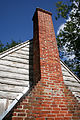 Sotterly Plantation, chimney of slave dwelling (21628871025).jpg