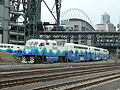 Sounder train next to Safeco Field.jpg