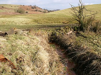 Banton, North Lanarkshire - Source of the Kelvin
