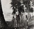 South-Eastern Moluccan man and woman in traditional clothes, Kami Memperkenalkan Maluku dan Irian Barat, p54.jpg