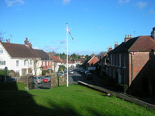 South Harting Human settlement in England